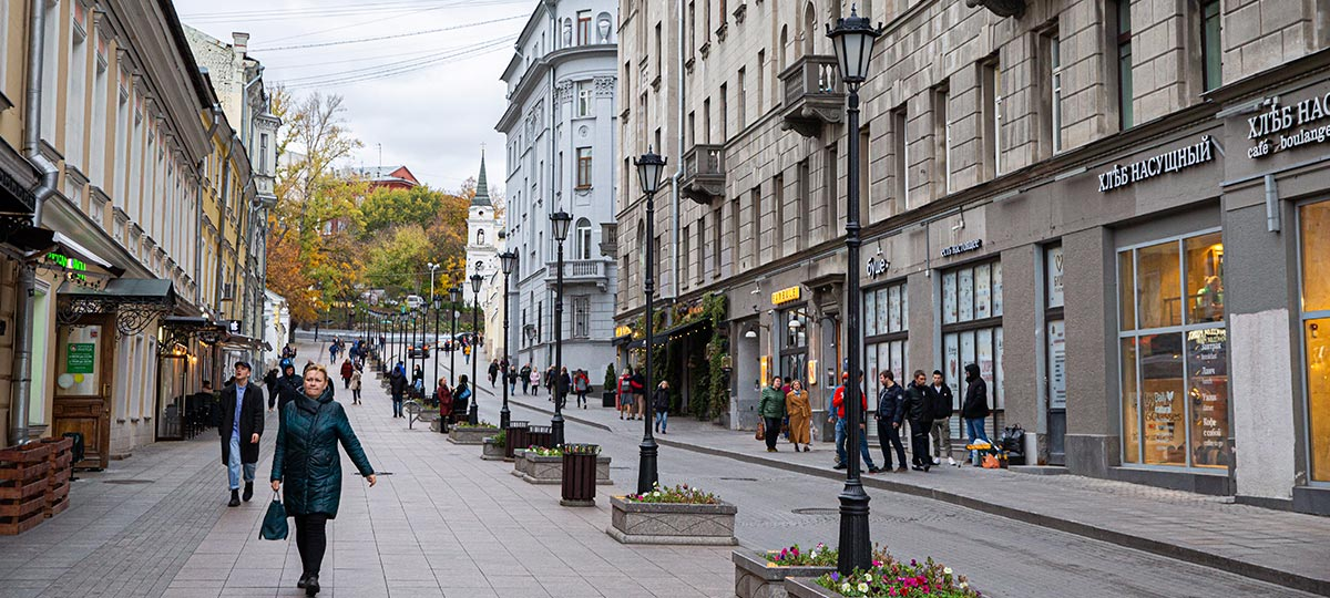 Экскурсия «Прогулки по Москве. Покровка и ее жители» в рамках проекта ГБУ «МДН»