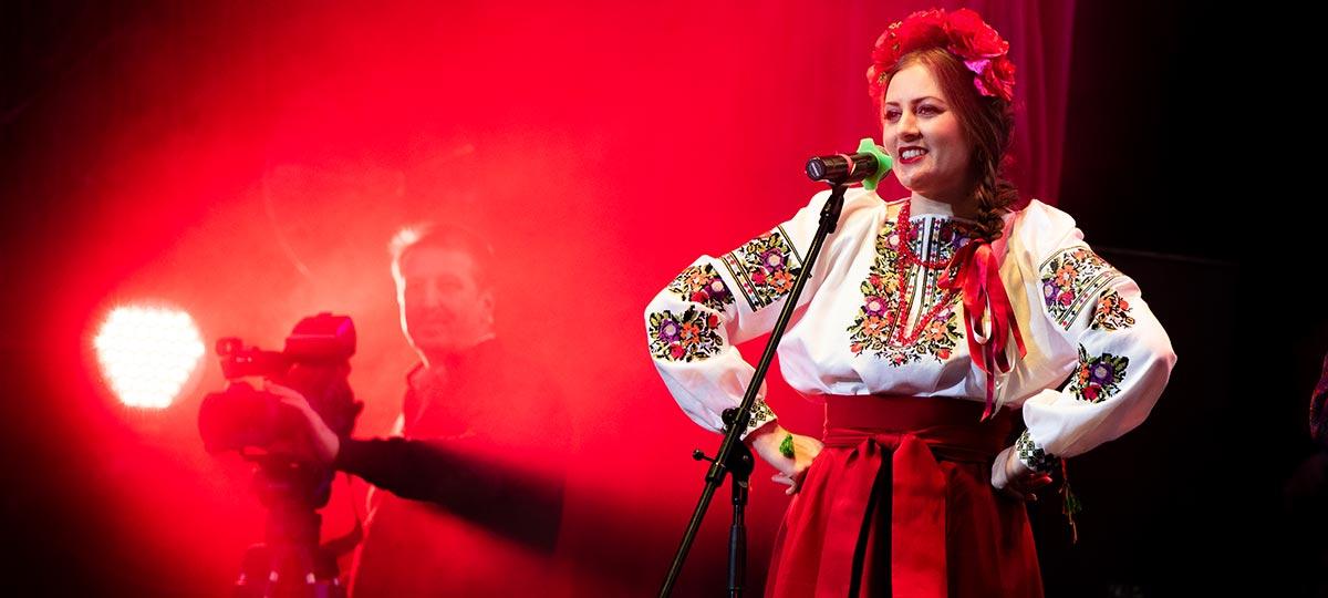 XV Межнациональный вечер «Москва в ритмах народов мира» в рамках проекта ГБУ «МДН»
