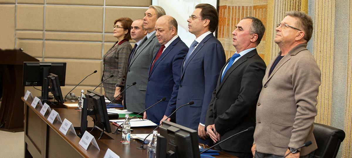 Юбилейные мероприятия, посвященные 25-летию Совета по делам национальностей при Правительстве Москвы в рамках проекта ГБУ «МДН»