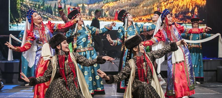 XV ежегодный Межнациональный вечер «Москва в ритмах народов мира»
