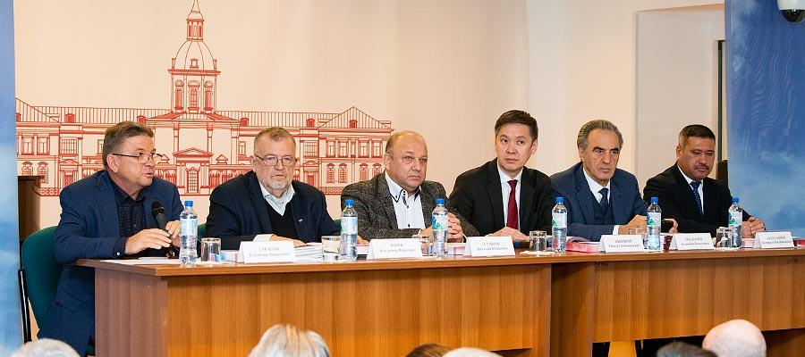 Межрегиональный форум «Этнодиалог» в рамках проекта ГБУ «МДН»