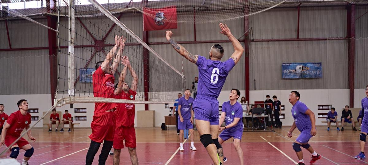 Молодежный межнациональный волейбольный турнир   «Кубок ГБУ «МДН» в рамках проекта ГБУ «МДН».