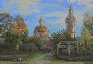 Церковь Никиты Мученика на Старой Басманной