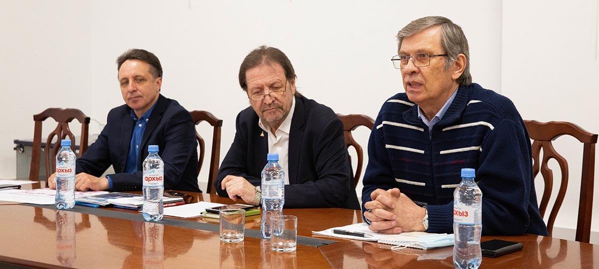 РОО «Землячество Донбассовцев». Заседание Комитета по инвестиционным программам землячества