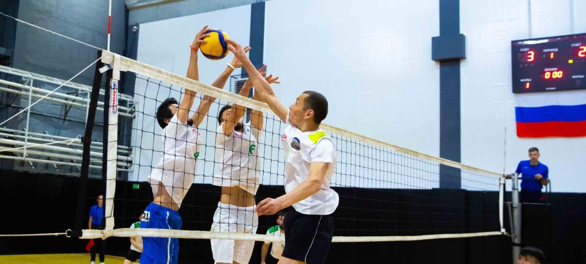 III Межнациональный молодёжный волейбольный турнир «Кубок МДН» в рамках проекта ГБУ «МДН»