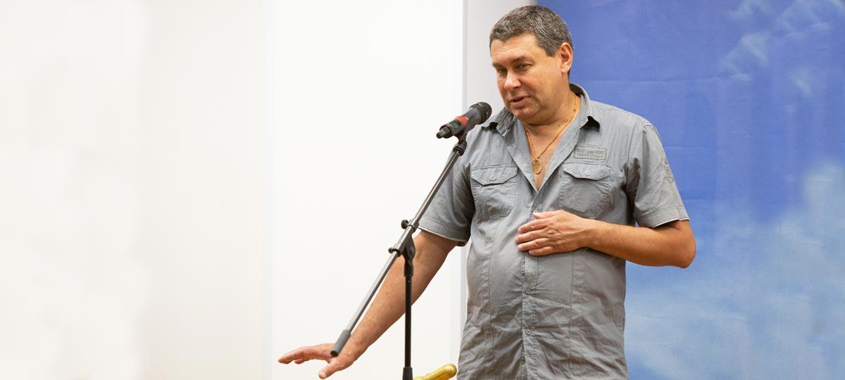 Премьерный показ фильма режиссера А.Б. Молочника «Калевала»