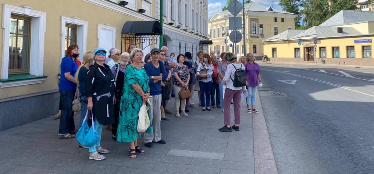 Пешеходная экскурсия «Жемчужины Таганки – какие народы ее создавали» в рамках проекта «Прогулки по многонациональной Москве»